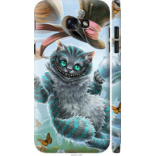 Чехол на Samsung Galaxy A7 (2017) Чеширский кот 2 (3993c-445)