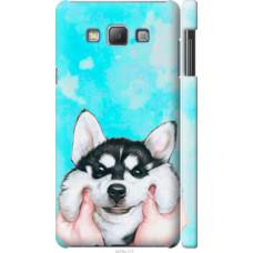 Чехол на Samsung Galaxy A7 A700H Улыбнись (4276c-117)