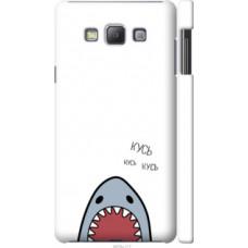 Чехол на Samsung Galaxy A7 A700H Акула (4870c-117)