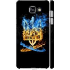Чехол на Samsung Galaxy A7 (2016) A710F Герб (1635c-121)