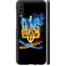 Чехол на Samsung Galaxy A70 2019 A705F Герб (1635c-1675)