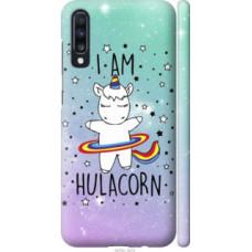 Чехол на Samsung Galaxy A70 2019 A705F I'm hulacorn (3976c-1675)