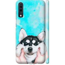 Чехол на Samsung Galaxy A70 2019 A705F Улыбнись (4276c-1675)