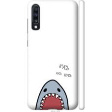 Чехол на Samsung Galaxy A70 2019 A705F Акула (4870c-1675)