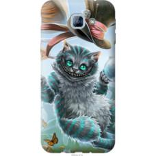 Чехол на Samsung Galaxy A8 (2016) A810 Чеширский кот 2 (3993u-614)