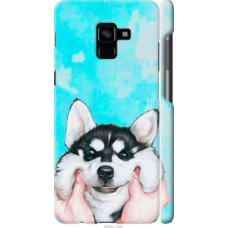 Чехол на Samsung Galaxy A8 Plus 2018 A730F Улыбнись (4276c-1345)