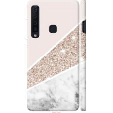 Чехол на Samsung Galaxy A9 (2018) Пастельный мрамор (4342c-1503)