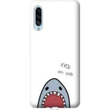 Чехол на Samsung Galaxy A90 5G Акула (4870u-1800)