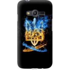Чехол на Samsung Galaxy Ace 4 Lite G313h Герб (1635u-208)