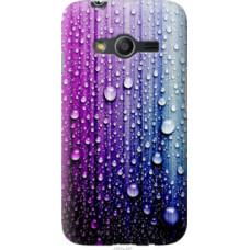Чехол на Samsung Galaxy Ace 4 Lite G313h Капли воды (3351u-208)