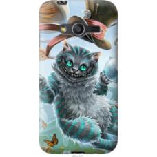 Чехол на Samsung Galaxy Ace 4 Lite G313h Чеширский кот 2 (3993u-208)