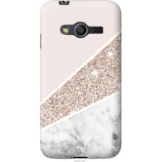 Чехол на Samsung Galaxy Ace 4 Lite G313h Пастельный мрамор (4342u-208)