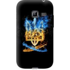 Чехол на Samsung Galaxy Ace Duos S6802 Герб (1635u-253)