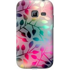Чехол на Samsung Galaxy Ace Duos S6802 Листья (2235u-253)