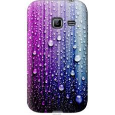 Чехол на Samsung Galaxy Ace Duos S6802 Капли воды (3351u-253)