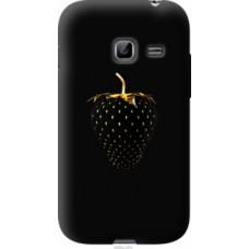 Чехол на Samsung Galaxy Ace Duos S6802 Черная клубника (3585u-253)