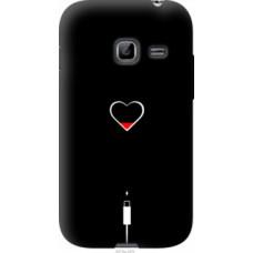 Чехол на Samsung Galaxy Ace Duos S6802 Подзарядка сердца (4274u-253)