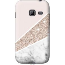 Чехол на Samsung Galaxy Ace Duos S6802 Пастельный мрамор (4342u-253)