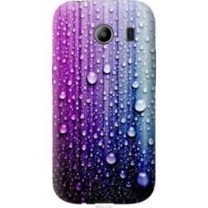 Чехол на Samsung Galaxy Ace Style G357 Капли воды (3351u-1110)
