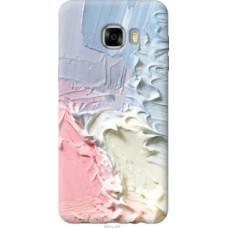 Чехол на Samsung Galaxy C7 C7000 Пастель (3981u-302)