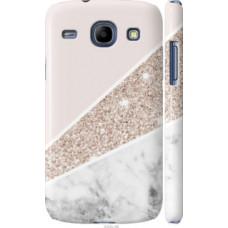 Чехол на Samsung Galaxy Core i8262 Пастельный мрамор (4342c-88)