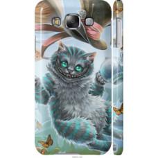 Чехол на Samsung Galaxy E5 E500H Чеширский кот 2 (3993c-82)