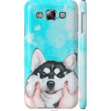 Чехол на Samsung Galaxy E5 E500H Улыбнись (4276c-82)