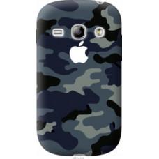 Чехол на Samsung Galaxy Fame S6810 Камуфляж 1 (4897u-254)