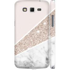 Чехол на Samsung Galaxy Grand 2 G7102 Пастельный мрамор (4342c-41)