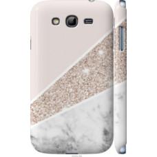Чехол на Samsung Galaxy Grand I9082 Пастельный мрамор (4342c-66)