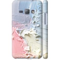 Чехол на Samsung Galaxy J1 (2016) Duos J120H Пастель (3981c-262)