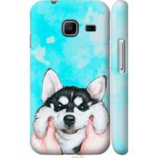 Чехол на Samsung Galaxy J1 Mini J105H Улыбнись (4276c-258)