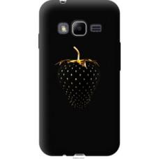 Чехол на Samsung Galaxy J1 Mini Prime J106 Черная клубника (3585u-632)