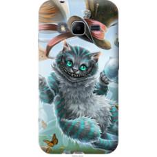Чехол на Samsung Galaxy J1 Mini Prime J106 Чеширский кот 2 (3993u-632)