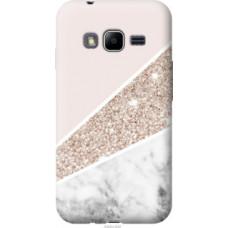 Чехол на Samsung Galaxy J1 Mini Prime J106 Пастельный мрамор (4342u-632)
