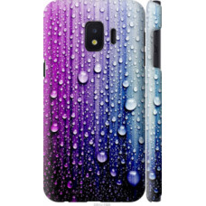 Чехол на Samsung Galaxy J2 Core Капли воды (3351c-1565)