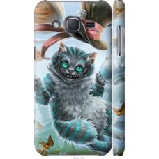 Чехол на Samsung Galaxy J2 J200H Чеширский кот 2 (3993c-190)