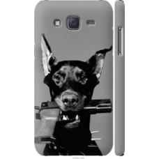 Чехол на Samsung Galaxy J5 (2015) J500H Доберман (2745c-100)