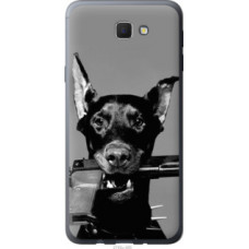 Чехол на Samsung Galaxy J5 Prime Доберман (2745u-465)