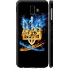 Чехол на Samsung Galaxy J6 Plus 2018 Герб (1635c-1586)