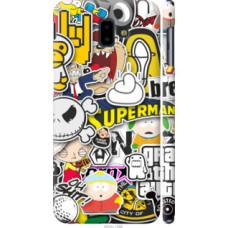 Чехол на Samsung Galaxy J6 Plus 2018 Popular logos (4023c-1586)