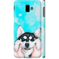 Чехол на Samsung Galaxy J6 Plus 2018 Улыбнись (4276c-1586)