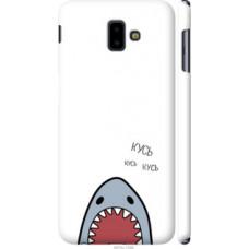 Чехол на Samsung Galaxy J6 Plus 2018 Акула (4870c-1586)
