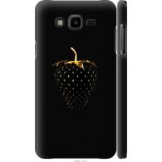 Чехол на Samsung Galaxy J7 Neo J701F Черная клубника (3585c-1402)