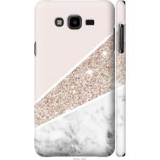 Чехол на Samsung Galaxy J7 Neo J701F Пастельный мрамор (4342c-1402)