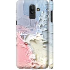 Чехол на Samsung Galaxy J8 2018 Пастель (3981c-1511)
