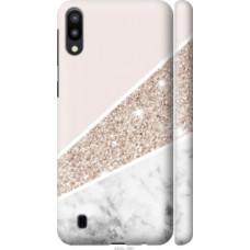 Чехол на Samsung Galaxy M10 Пастельный мрамор (4342c-1661)