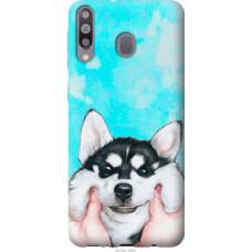 Чехол на Samsung Galaxy A40s A3050 Улыбнись (4276u-2058)