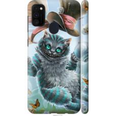 Чехол на Samsung Galaxy M30s 2019 Чеширский кот 2 (3993c-1774)