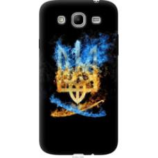 Чехол на Samsung Galaxy Mega 5.8 I9150 Герб (1635u-309)